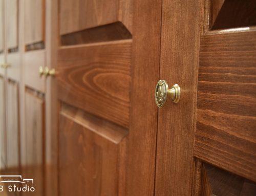 HMB Studio – Sifonier din lemn masiv