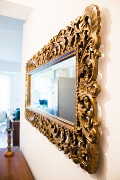 Oglinda din lemn masiv 04