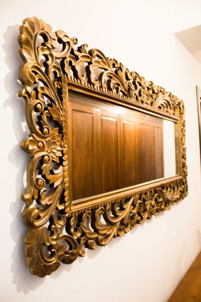 Oglinda din lemn masiv 03