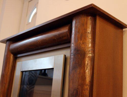 HMB Studio – Semineu lemn masiv