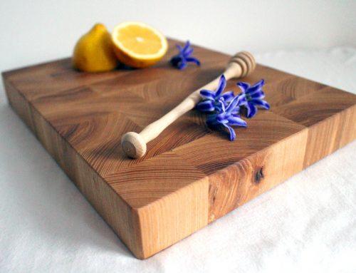 HMB Studio – Tocator pentru macelar din lemn masiv